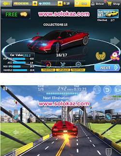 City Racing 3D 2016 Mod Apk Unlimited Money Gratis Terbaru
