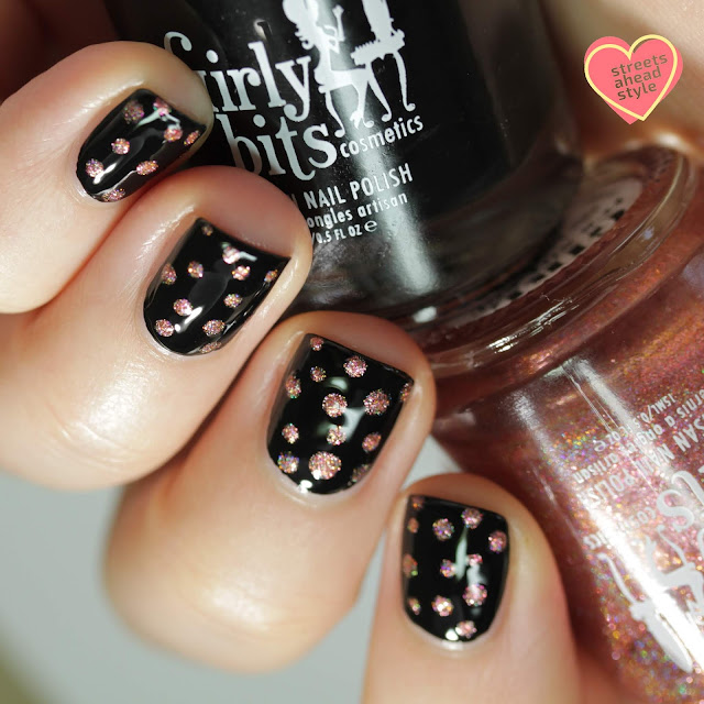 Girly Bits The Und8ables swatch by Streets Ahead Style