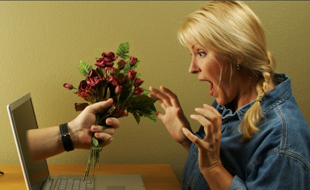 Why Not Send Flowers Online?