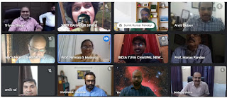 डिजिटल स्टैम्प से पकड़े जा रहे है अपराधी – प्रो त्रिवेणी सिंह    #NayaSaberaNetwork
