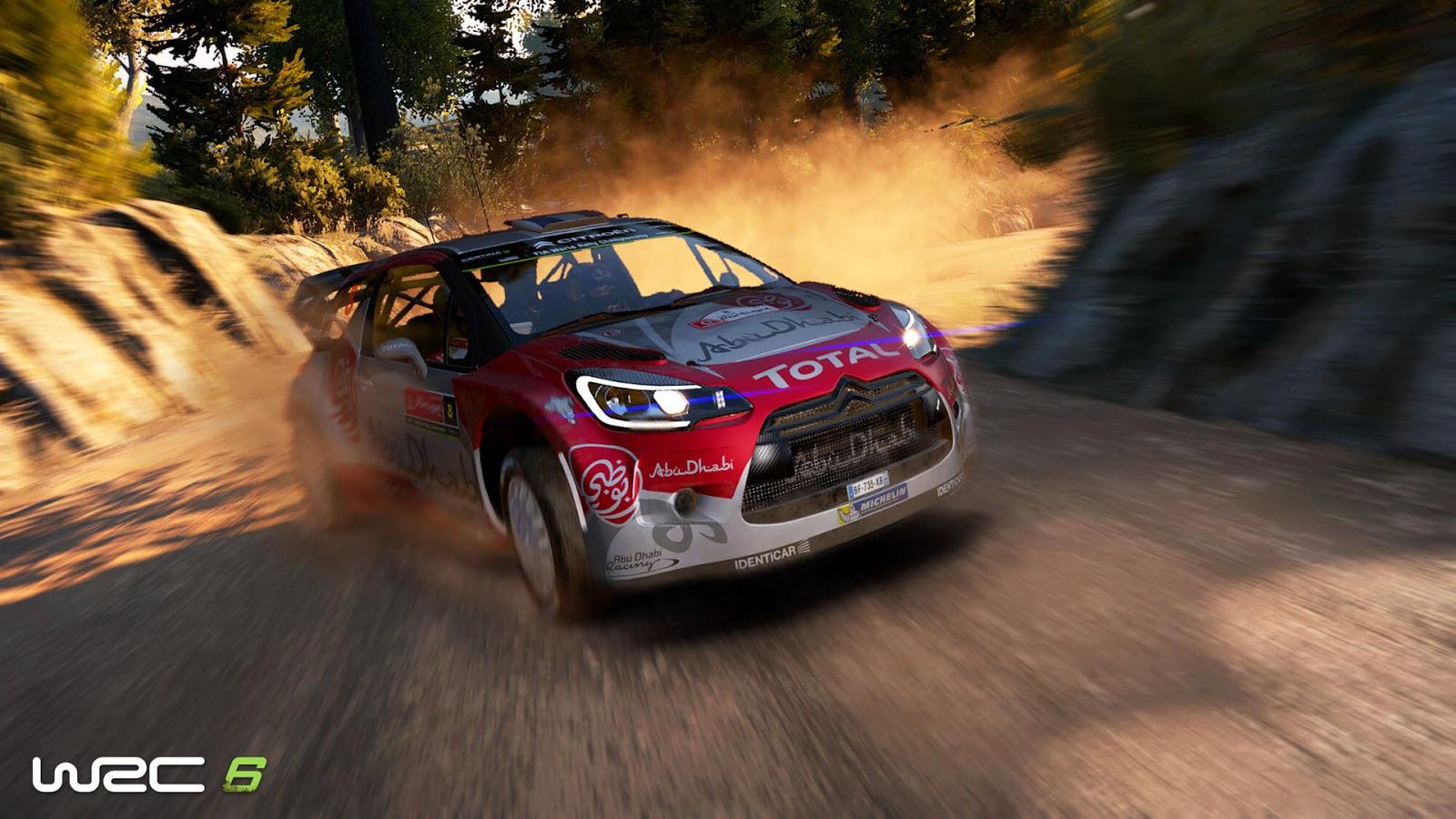 WRC 6 FIA World Rally Championship ESPAÑOL PC (STEAMPUNKS) + REPACK 4 DVD5 (JPW) 3