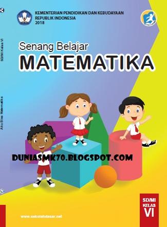 Buku Matematika Kurikulum 2013 Kelas 6 Ilmusosial Id