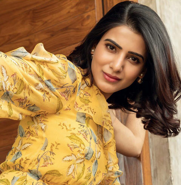 Samantha Ruth Prabhu HD Wallpaper Photos