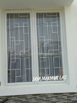 Teralis jendela Bogor