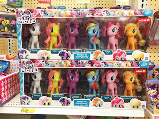 Target Releases Exclusive Magic of Everypony Set