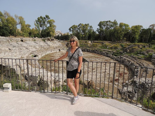 anfiteatro di Siracusa