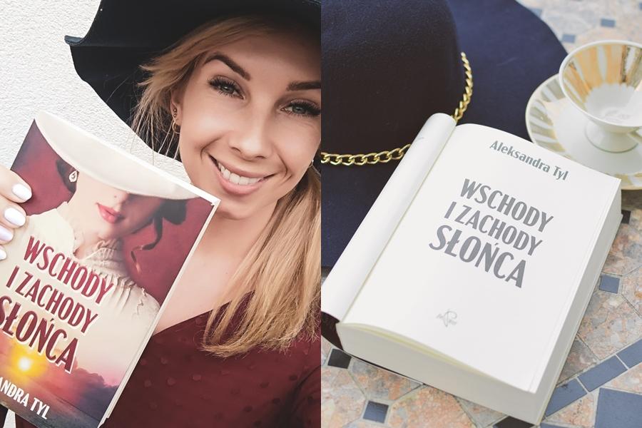 WydawnictwoProzami, WchodyIZachodySłońca, AleksandraTyl, recenzja, opowiadanie, powieśćobyczajowa, Sopot, wojna, Anglia,