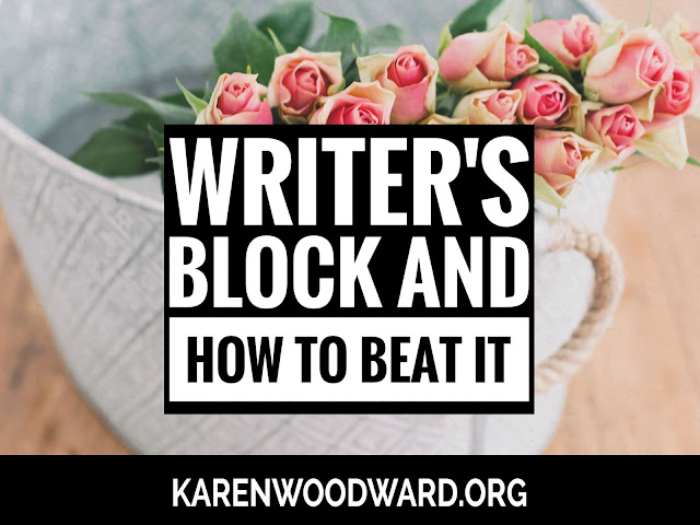 Writer's Block and How to Beat it