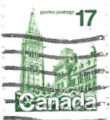 Selo Prédio do Parlamento Canadense