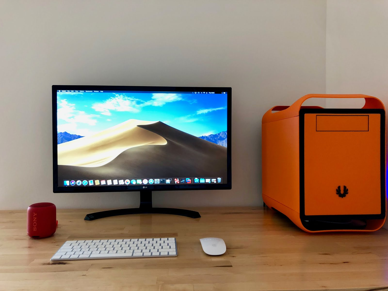 My first Hackintosh: Mojave Gigabyte Z390 M Gaming Coffee Lake