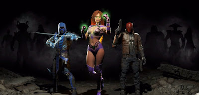 Injustice 2 - Fighter pack #1