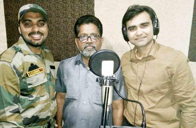 Music album 'First Kiran' reflecting the emotional return of Army jawans