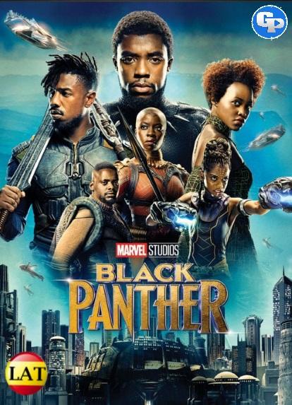 Pantera Negra (2018) LATINO
