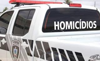 Mulher que matou dois idosos para roubar R$ 20; foi presa pela Policia o caso ocorreu em Quaimadas, PB
