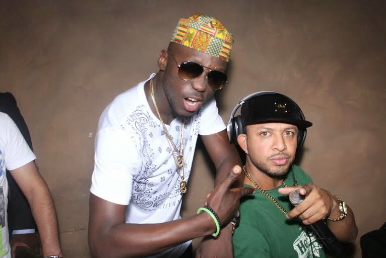 4 Pics: 2face, Annie, Sound Sultan, others turn up at DJ Babey Drews party