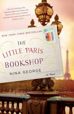 The Little Paris Bookshop by Nina George - book cover
