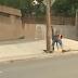 Duplo fail de Skate