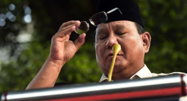 Minta MK Jadikan Dirinya Presiden, Prabowo Kutip Konstitusi Kenya-Austria