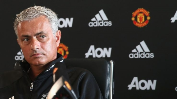 Manchester United manager, Jose Mourinho.