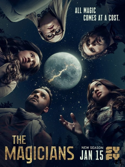 The Magicians – Saison 5 [Streaming] [Telecharger]
