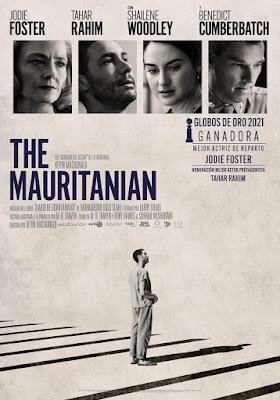 The Mauritain, Jodie Foster, Premios Globos de Oro 2021