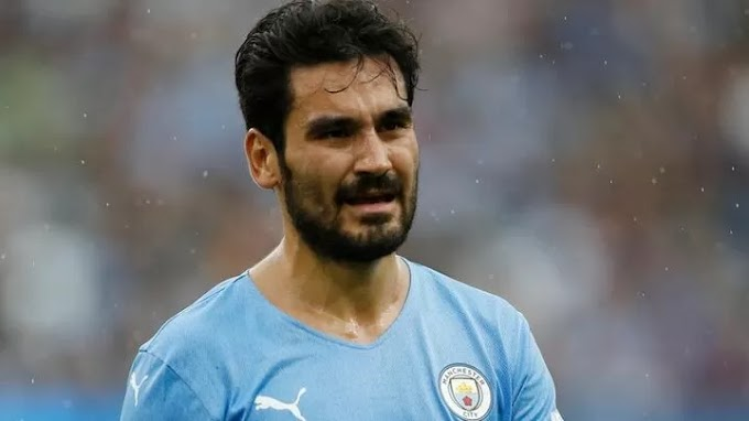 Gundogan to pay for 5,000 trees to be planted following natural disasters