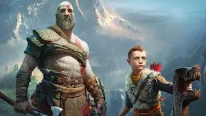18. لعبة God of War