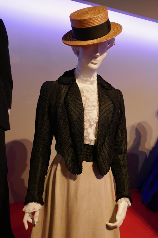 Keira Knightley Colette film costume