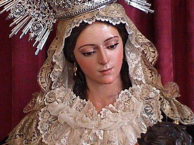 Nossa Senhora do Bom Remédio - Escultura de Francisco Romero Zafra