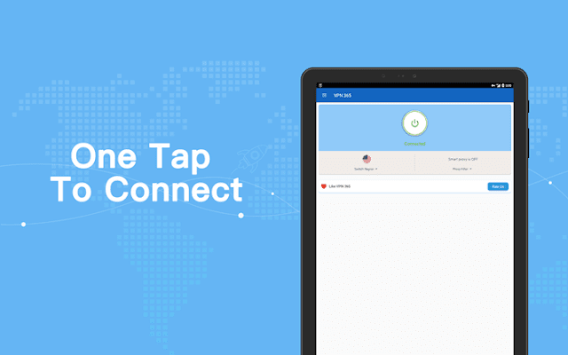 Screenshot of VPN 365 Mod Apk