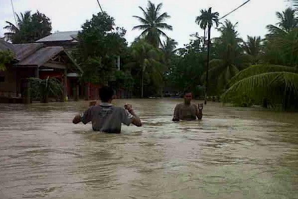 Kerugian Akibat Bencana di Aceh Capai Rp2,2 Triliun Lebih