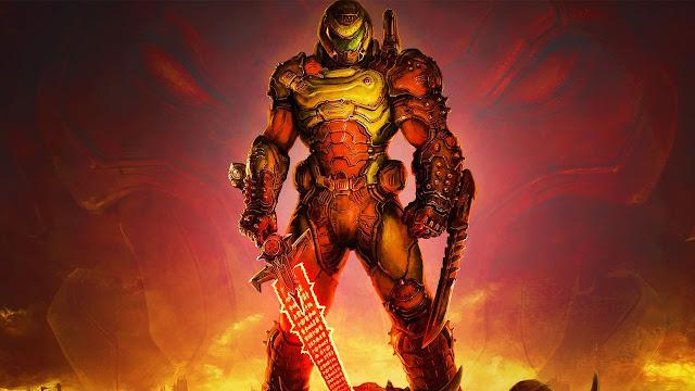 Bethesda revela imagens de Doom Eternal rodando no Switch
