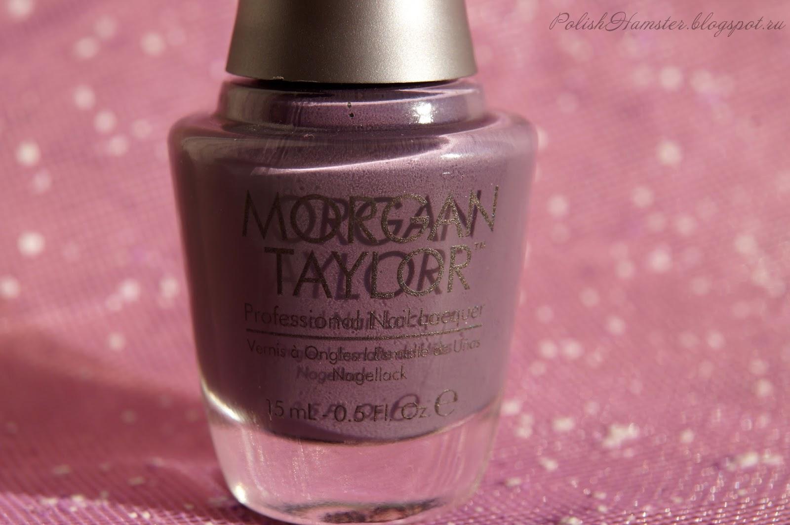 "Morgan Taylor ""Met me Match"""