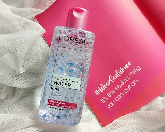 [Review] L'Oreal Micellar Water