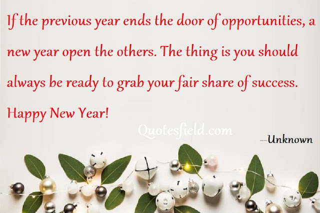 Happy New Year Quotes For Love