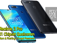 Download Rom Official / Flashing Oppo Realme 2 Pro Rmx1801 Qualcomm Lupa Password Kunci Layar, Bootloop, Hang Logo