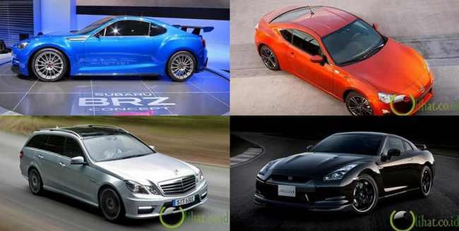 5 Mobil terbaik Dunia yang Cocok untuk Para Bapak bapak