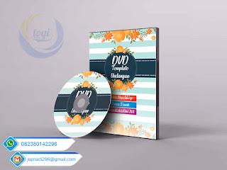 Download Template Desain Undangan Pernikahan Custome Elegan Cdr