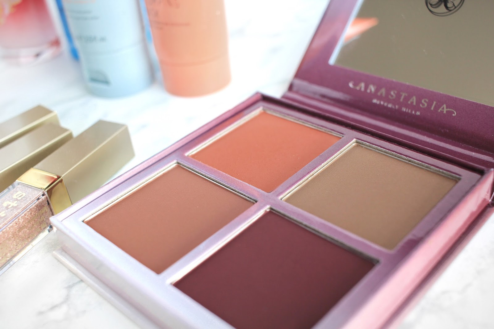 New To The Beauty Stash | A Haul ft. Stila, Nip+Fab, Shiseido, Anastasia Beverly Hills, La Roche-Posay || The Glam Surge