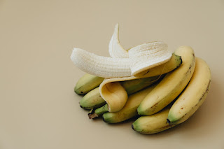 pisang, buah, kokain, paket