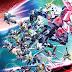 SD Gundam G Generation Overworld English Patched (PSP)