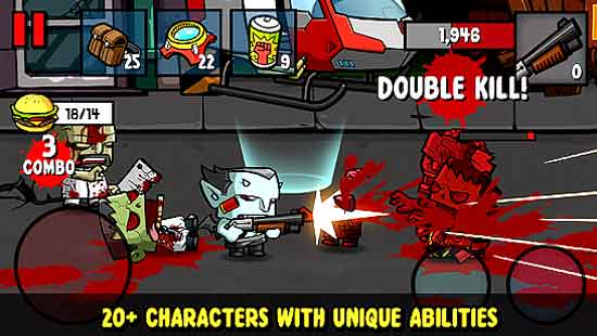 Zombie Age 3 Mod Apk Android