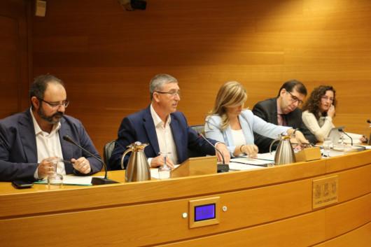 Climent: 'En 2020 invertiremos 443 millones de euros en los sectores productivos, innovación en pymes, industria digitalizada y creación de empleo'