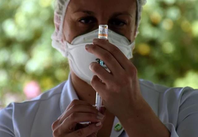 Covid-19: mais de 6 milhões já foram vacinados no Brasil