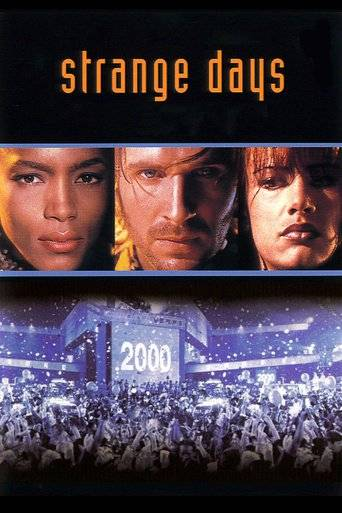 Strange Days (1995) ταινιες online seires oipeirates greek subs