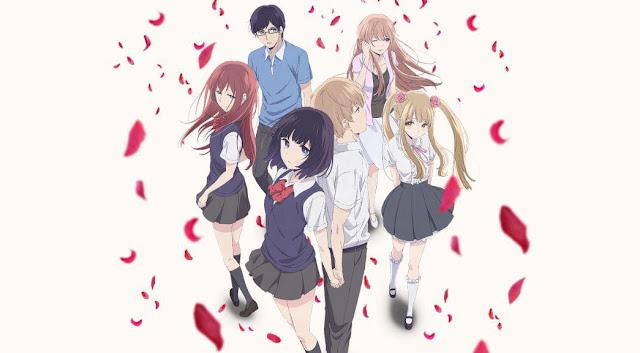 Kuzu no Honkai - Daftar Anime NTR Terbaik ( Low – Extreme ) Dijamin Nyesek
