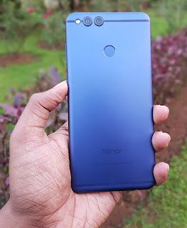 Honor 7X gets Android 8.0 Oreo beta update