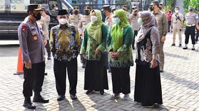 Rangkul Muhammadiyah, Kapolri Optimis Herd Immunity Segera Terbentuk