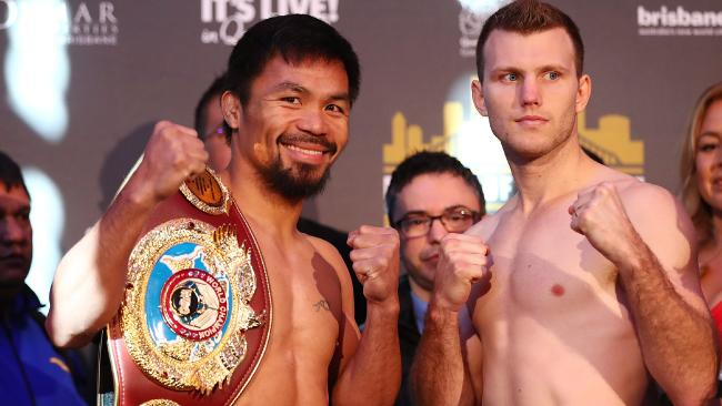 Pacquiao vs Horn: live updates, round by round scores and results