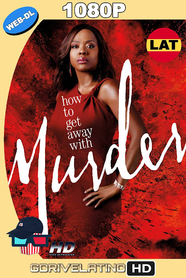 How to Get Away With Murder [Temporada 01 al 05] NF WEB-DL 1080p Latino-Ingles MKV